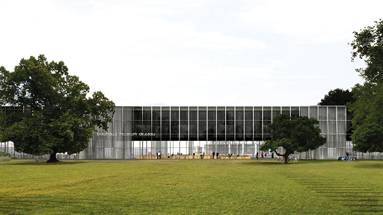Bauhaus Museum, Dessau