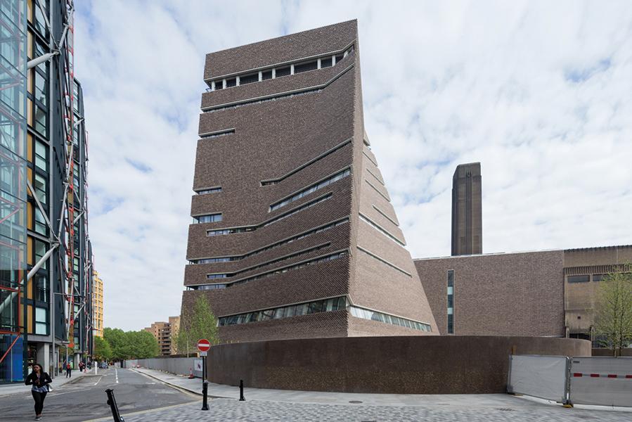 Switch House, Tate Modern, Londra. Foto: © Iwan Baan