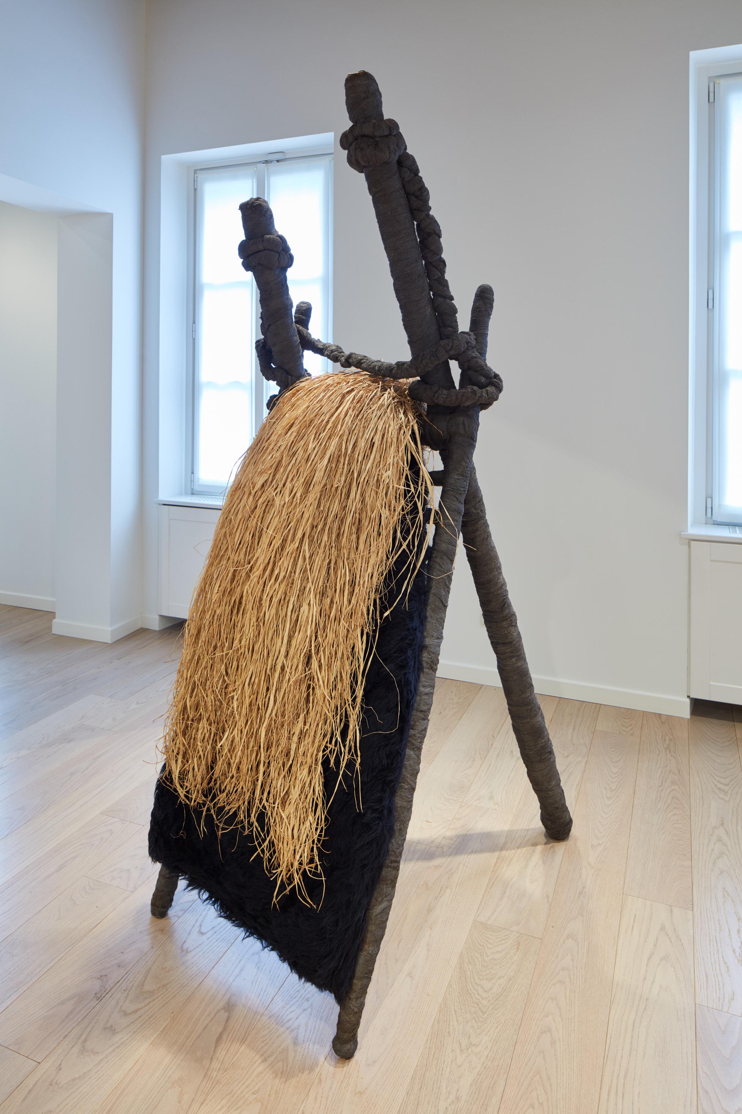 Pino Pascali Senza titolo (Cavalletto), 1968 Galleria Nazionale d'Arte Moderna e Contemporanea, Roma Ph. Agostino Osio