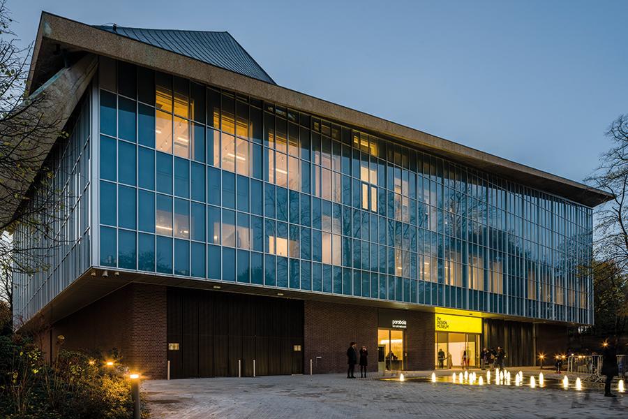 The Design Museum, Londra, esterni. Foto: Gareth Gardner