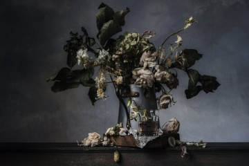 Christopher Broadbent, Flowers IV, 2013, Ed. of 3, 76x54 cm