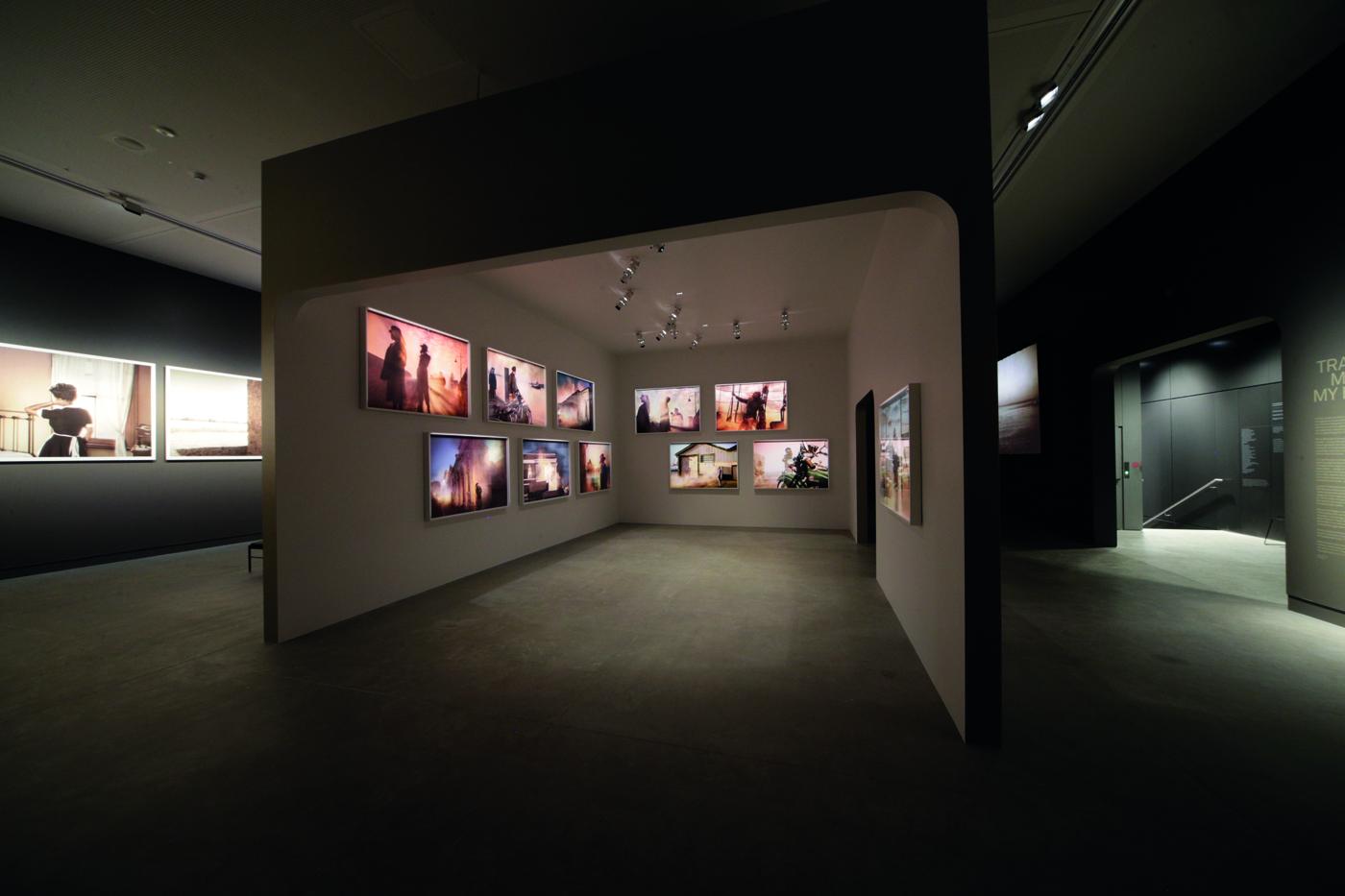 Tracey Moffatt. My Horizon, veduta dell'installazione nel Padiglione Australia, 57. Esposizione Internazionale d'Arte - La Biennale di Venezia. Foto: John Gollings