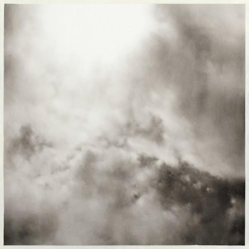 Ettore Frani, Luce che si fa vena, 2017 (1 di 10), olio su tavola laccata, 40x40 cm Foto Paola Feraiorni