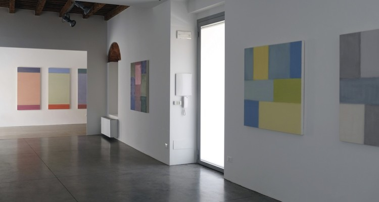 Nataly Maier. Ri-Combinazioni, veduta della mostra, Artesilva Seregno (MB) Courtesy Artesilva, Seregno