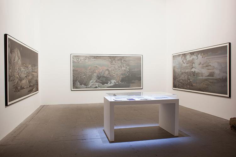 Hao Liang, opere varie, 1982-2016, tecnica mista. 57. Esposizione Internazionale d'Arte - La Biennale di Venezia, Viva Arte Viva. Foto: Italo Rondinella. Courtesy: La Biennale di Venezia