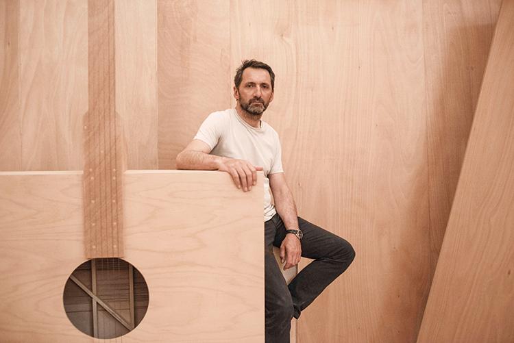 Xavier Veilhan. Foto: © Giacomo Cosua