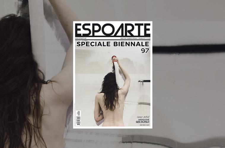 Espoarte #97 - Speciale Biennale