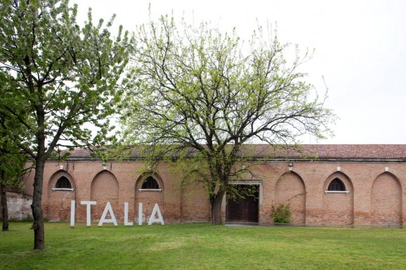 Padiglione Italia, Arsenale