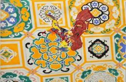 Maurizio Cannavacciuolo, Frammenti di un discorso amoroso, 2014, olio su tela, 110 x 108.5 cm