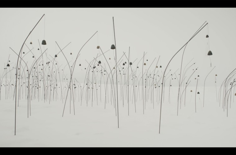 Christian Boltanski, Animitas (blanc) © Christian Boltanski, 2017