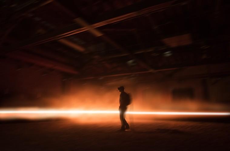 Alejandro G. Iñárritu, CARNE y ARENA (Virtually Present, Physically Invisible), Fondazione Prada, Milano