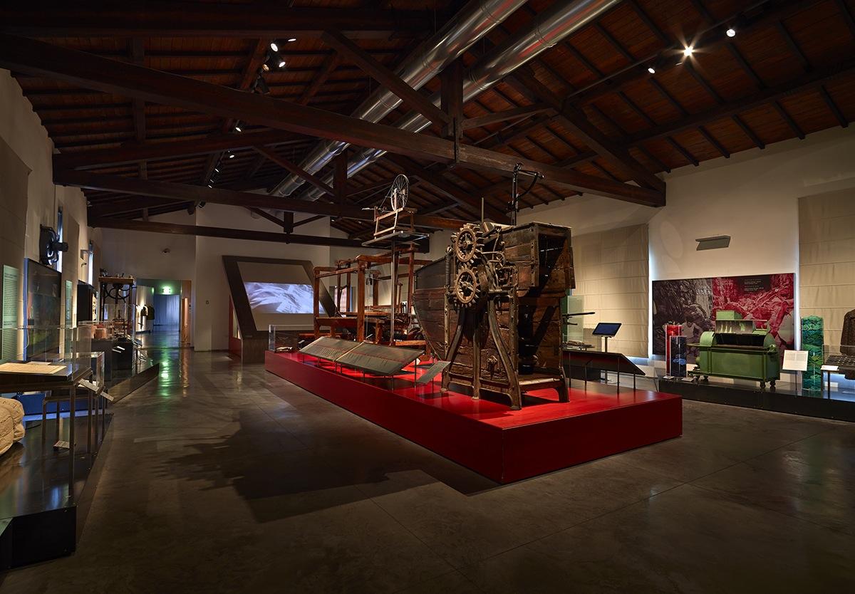 """Museo del Tessuto di Prato, """"città tessile"""""""