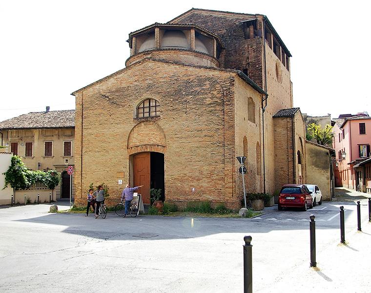 Oratorio di San Sebastiano. Foto: Stefano Amedeo Moriani