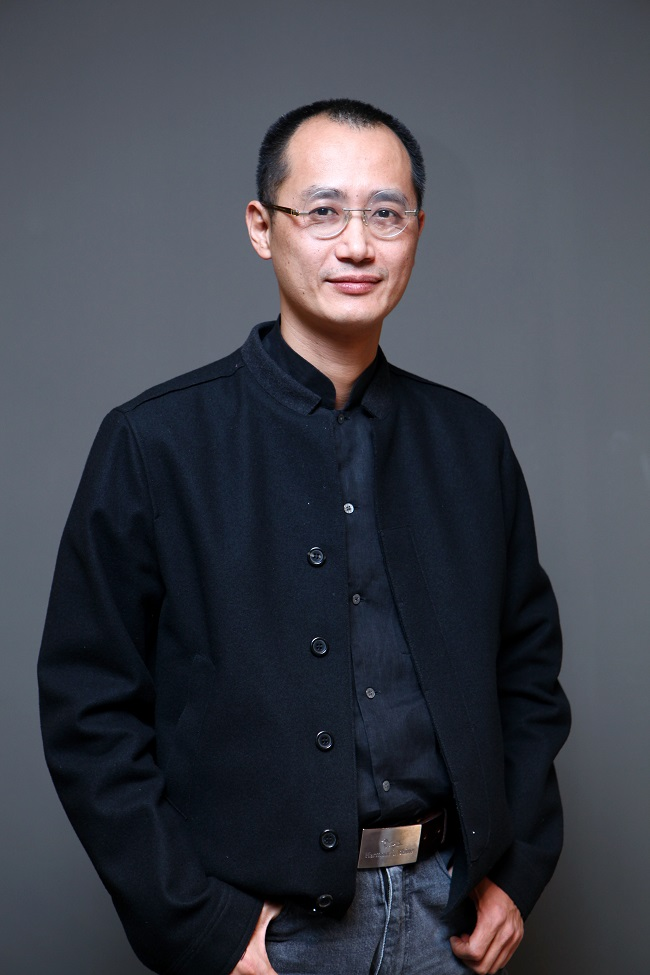 Ritratto Qiu Zhijie