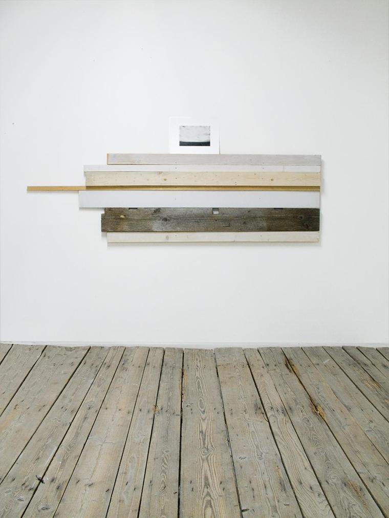 ART STAYS 2017 - INVERSE CANON, Luca Piovaccari Landscape, 2010, Courtesy Romberg