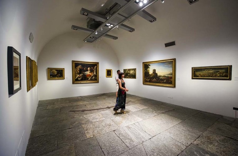 Da Raffaello a Balla. Capolavori dell'Accademia Nazionale di San Luca, inaugurazione della mostra