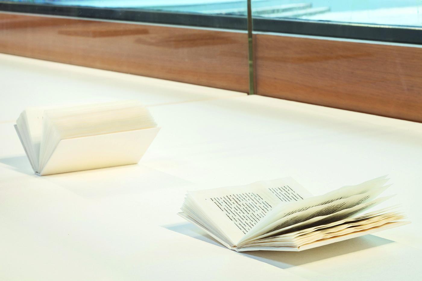 Irma Blank, 57. Esposizione Internazionale d'Arte - La Biennale di Venezia, Viva Arte Viva. Foto: Francesco Galli. Courtesy: La Biennale di Venezia