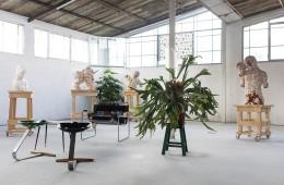 Nuovo studio di Massimiliano Pelletti. Foto: Nicola Gnesi