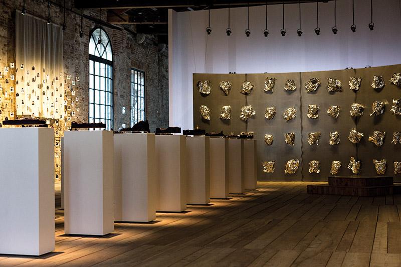 Swatch Pavilion, Biennale Arte 2017 © Swatch