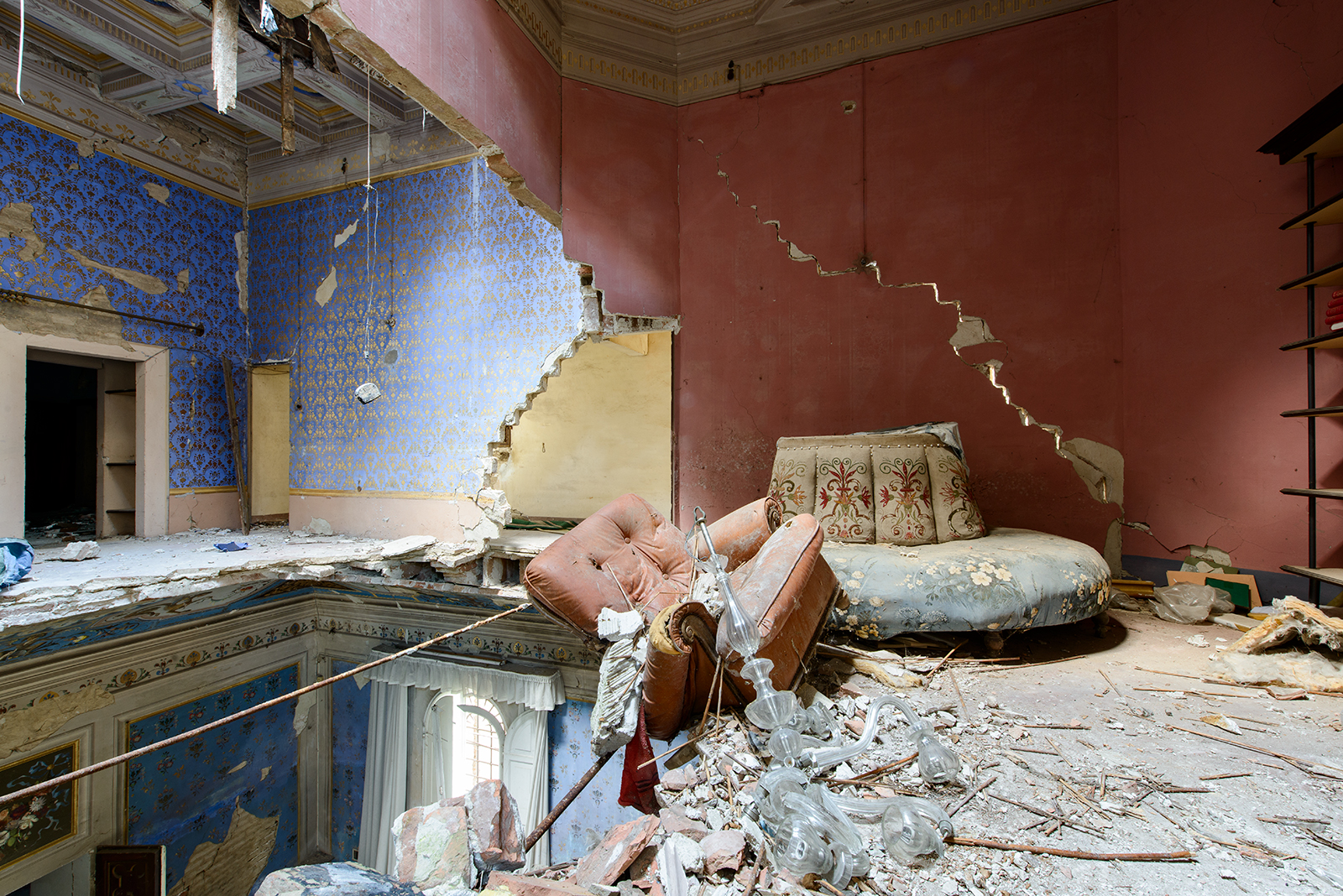 Nicola Bertellotti, The remains of the day