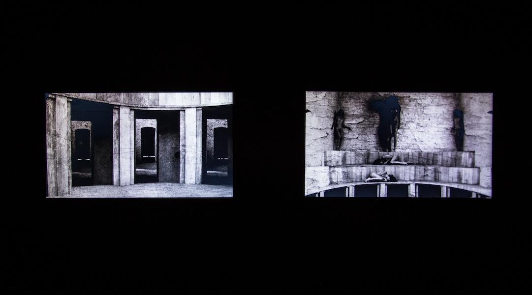 A Secret Place, Alessandro Amaducci, Volterra. Foto di Alessandro Zangirolami. Courtesy Kappabit Srl.