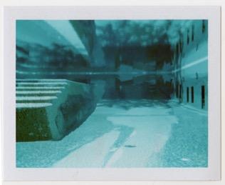 Giovanna Silva, Capri Palace2017 polaroid 8x10cm