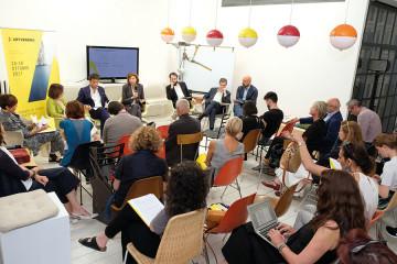 Conferenza stampa ArtVerona, 31 maggio 2017. Foto: Ennevi, Veronafiere