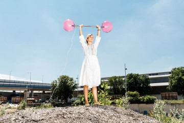 Doris Darling, Super Strong Lamp 2, ph. Klaus Pichler