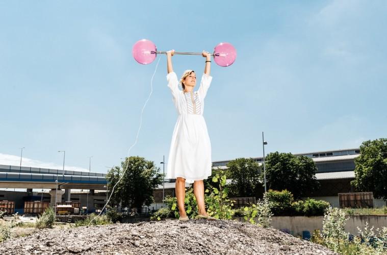 Doris Darling, Super Strong Lamp 2, ph. Klaus Pichler