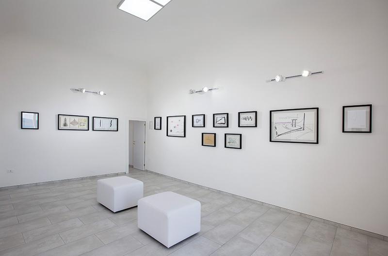 Veduta del CRAC - Centro di Ricerca Arte Contemporanea, Taranto. Foto: Giorgio Ciardo