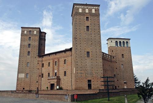 Il Castello di Fossano - Foto Ufficio Turistico del Fossanese