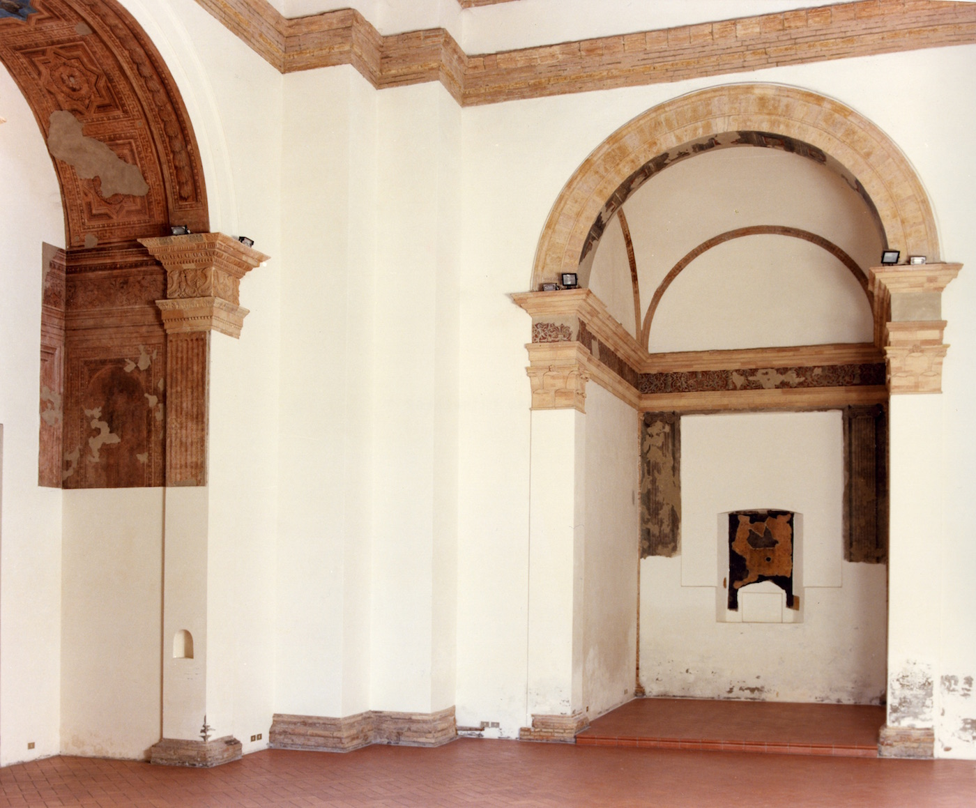 Oratorio San Sebastiano, Forlì. Foto: Walter Molfese