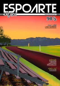 Espoarte Digital 98 e 1/2, copertina