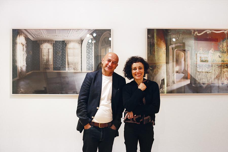 Beppe Pero e Silvia Camporesi, sug@R(T)_house, 2016