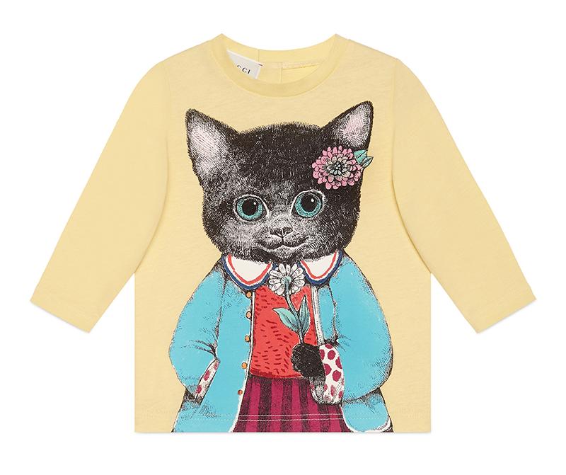 GUCCI - Yuko Higuchi | SS18 Children Collection