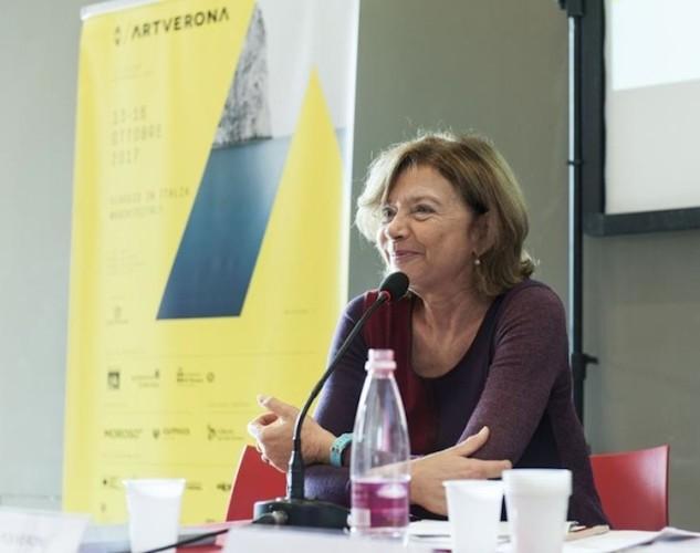 Adriana Polveroni, direttrice artistica di ArtVerona