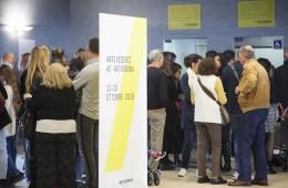 ArtVerona 2017, veduta degli stand