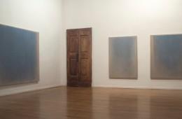 Sandro De Alexandris, Soglie, veduta d'installazione, Paolo Tonin Arte Contemporanea, Torino
