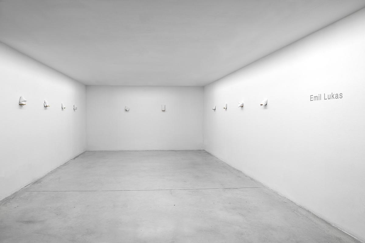 Emil Lukas 2017, installation view. Foto Michele Alberto Sereni. Courtesy Studio la Città - Verona