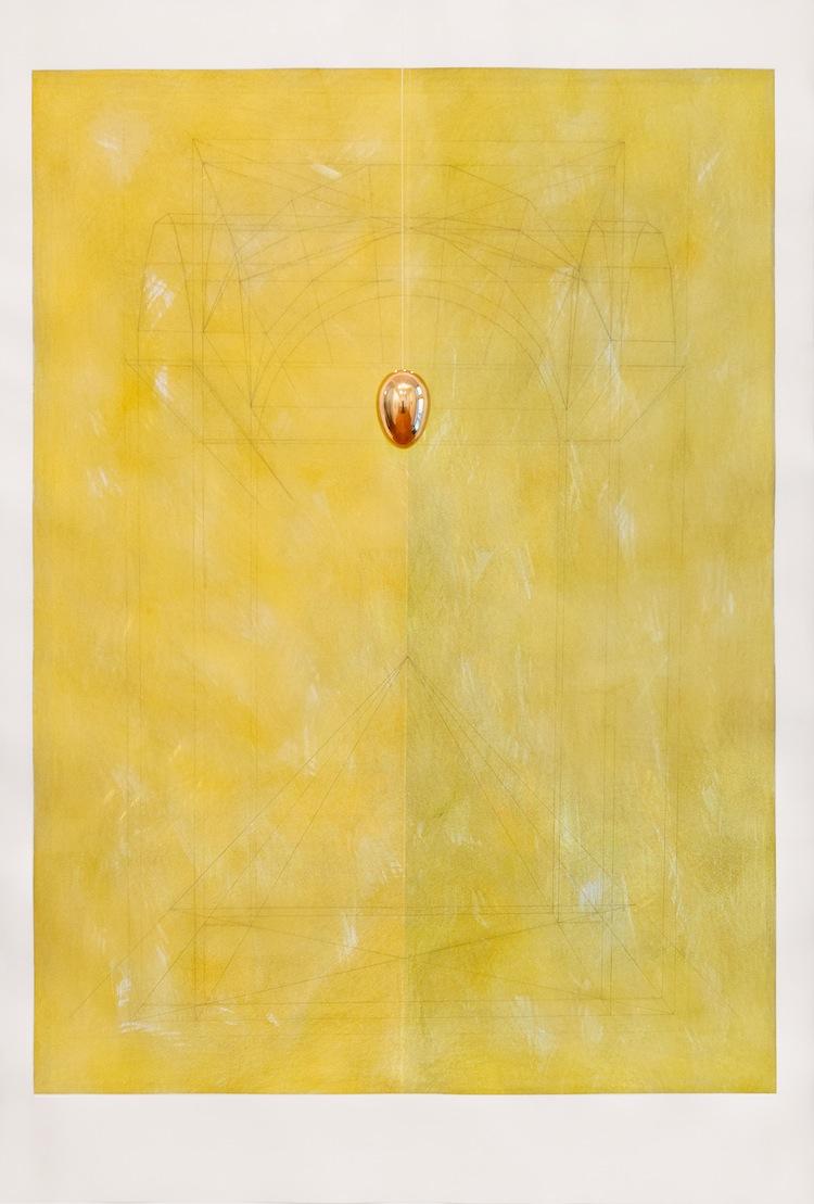 José Barrias, Sacra Conversazione, 2007, installazione Foto di Sara Rizzo