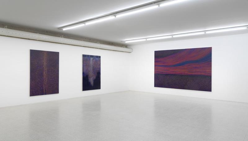 Luisa Rabbia / Love, veduta di mostra. Courtesy Collezione Maramotti. Ph. Dario Lasagni