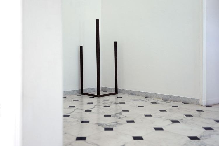 Icaro, contrangolo (1970), Genova - Museo d'Arte contemporanea Villa Croce - collezione museo
