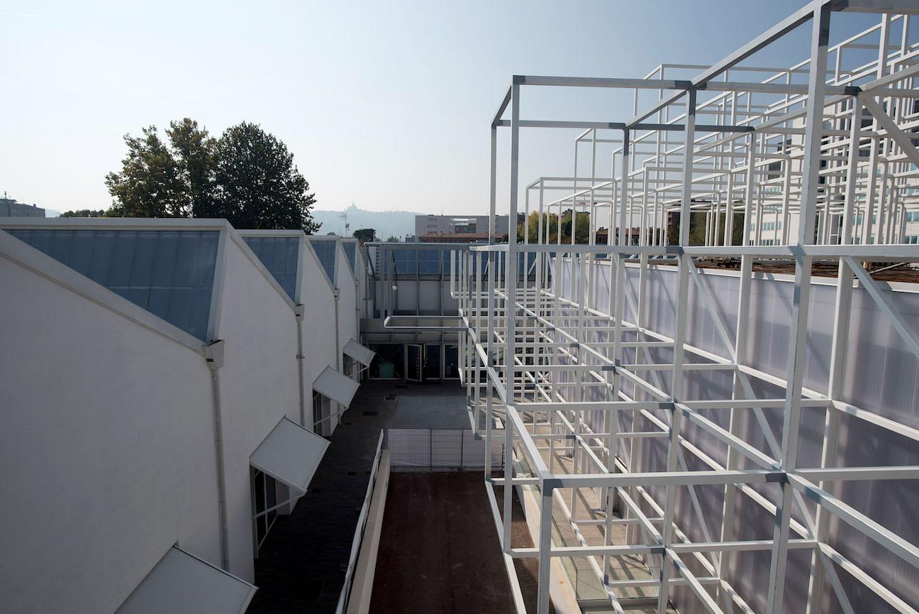 Centro Arti e Scienze Golinelli, Bologna. Foto: Rodolfo Giuliani