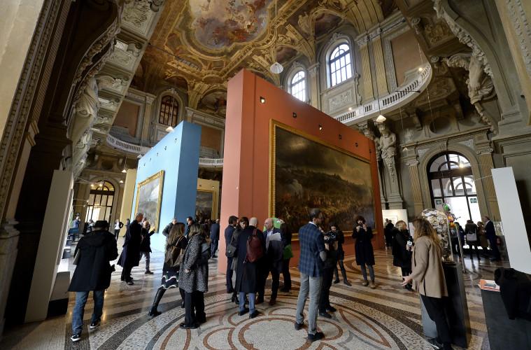 Art for Excellence 2017 © Filippo Alfero Art for Excellence 2017 Torino, Museo del Risorgimento, 28/11/2017