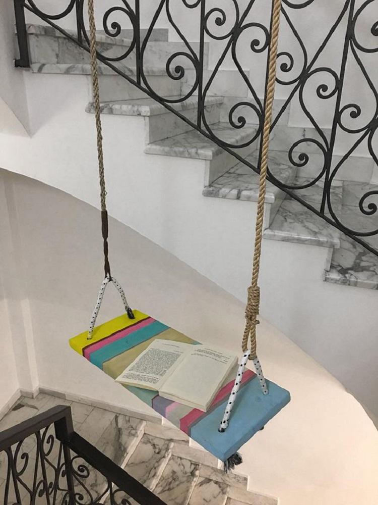 Ciacciofera, Life Swing, Museo MAN di Nuoro
