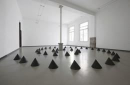 Paolo Icaro, I do as I did, Lorenzelli Arte, 2011. Courtesy: Lorenzelli Arte