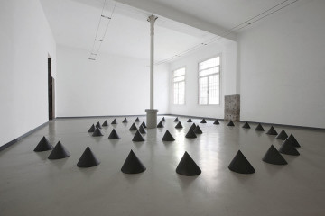 Paolo Icaro, I do as I did, Lorenzelli Arte, 2011. Courtesy: Lorenzelli Arte