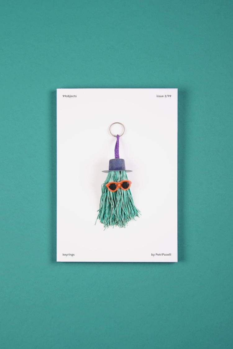 PetriPaselli, 99objects, Issue 2/99, Keyrings