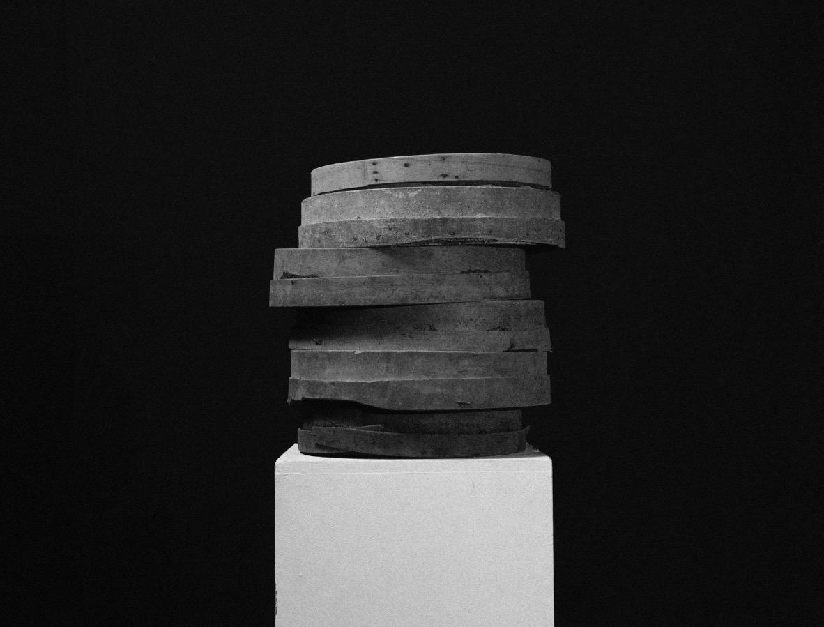 Marco Maria Zanin Figura rituale, 2017 Stampa fine art su carta cotone 16x20 cm