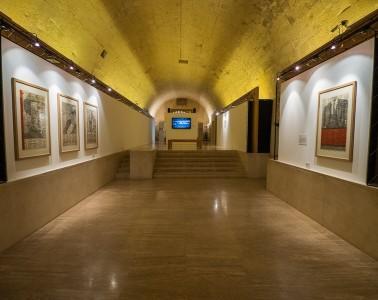 White Memory. Art in Malta e Poland 1989/2018, veduta della mostra, Spazju Kreattiv, St. James Kavalier, Valletta (Malta) Foto di Sergio Muscat